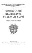 Jan Václav Kašpar: Mineralogie kladenských uhelných slojí (1939)