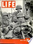 31. červenec 1950