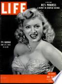 16. červenec 1951