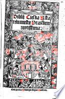 Přední strana obálky